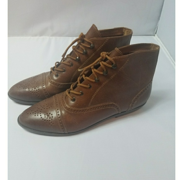 085fa36fb65 Vintage 1980 Hunter club ankle boots